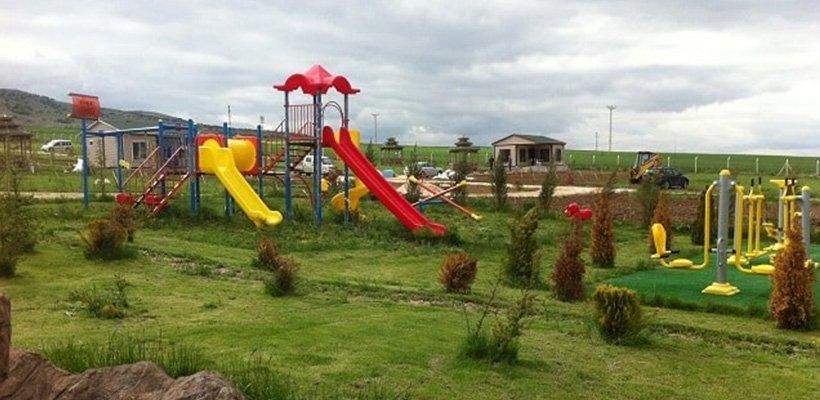 Şehirleşme ve Oyun Parkları